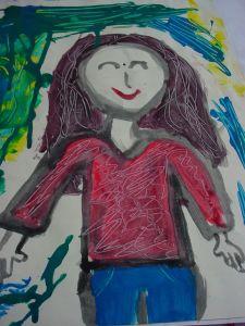 auto-retrato-laura