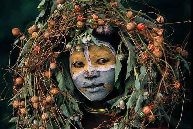tribo omo